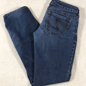 Silver Jeans Jeans - Silver Jeans Tuesday boot size 27 inseam 29.5